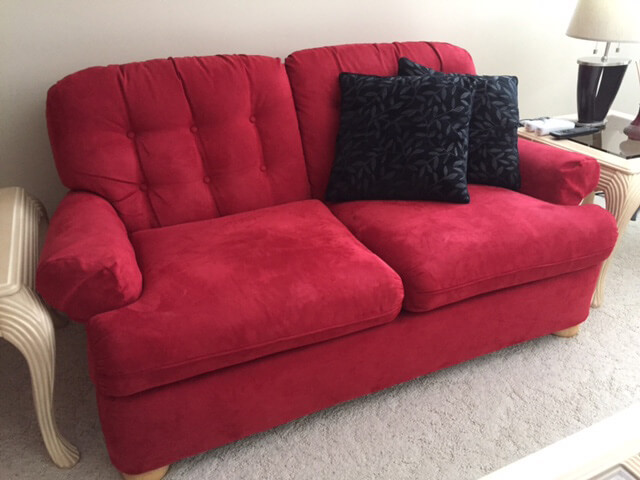 Red Couch